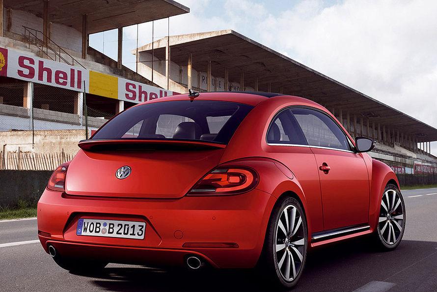 VW 21st Century Beetle
